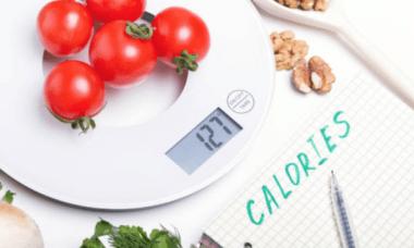 balance calcul calories