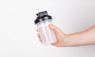 shaker pour prendre des compléments alimentaires