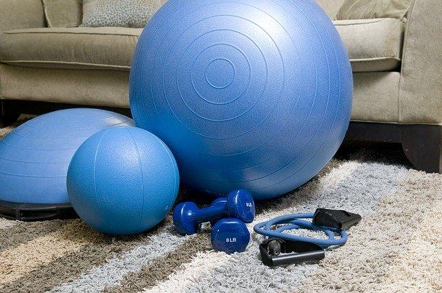 matériel de coach pour le fitness et la musculation